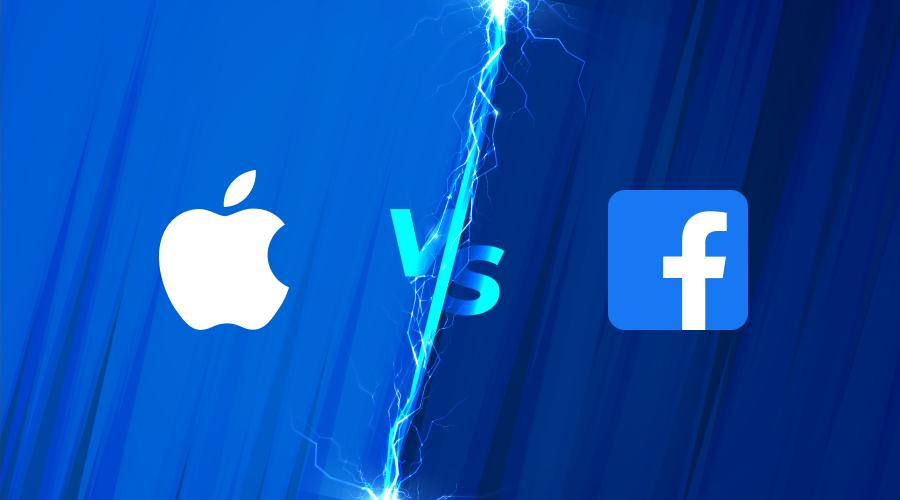 Foto de iOS vs Facebook