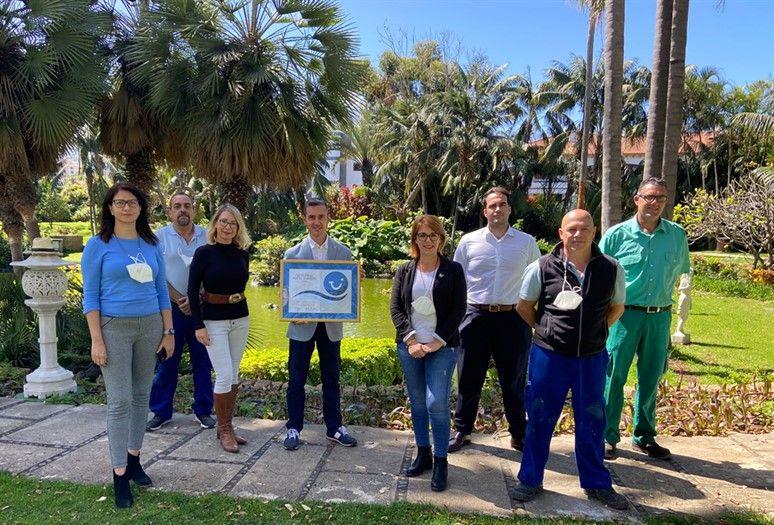 Foto de El Hotel Botánico de Tenerife recibe el premio TUI Global