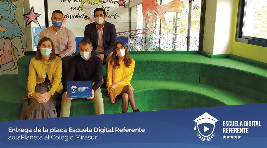 Foto de Colegio Mirasur aulaPlaneta