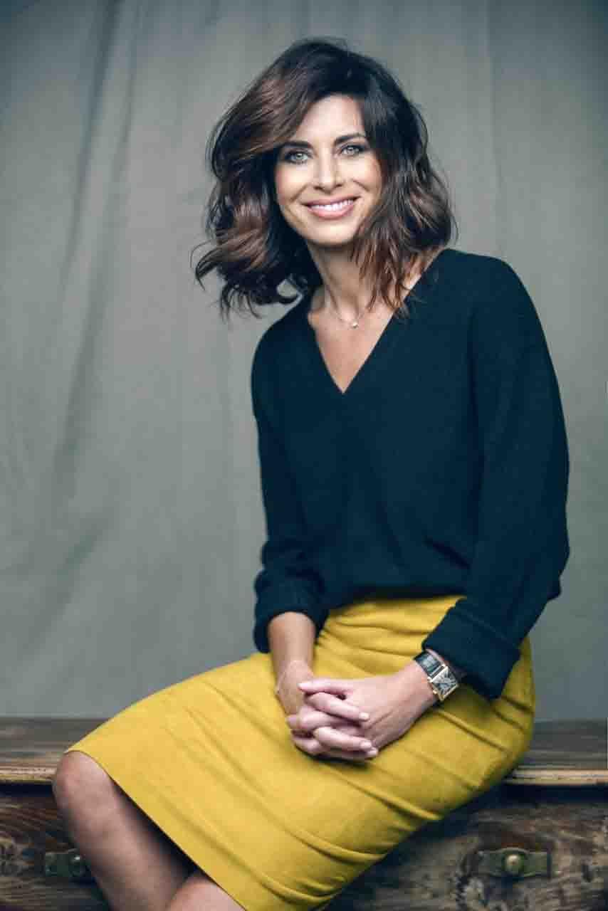 Foto de Gema Aznar, nueva Presidenta de la AVD