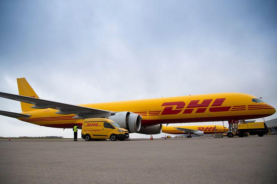 Foto de DHL lanza una nueva aerolínea en Austria