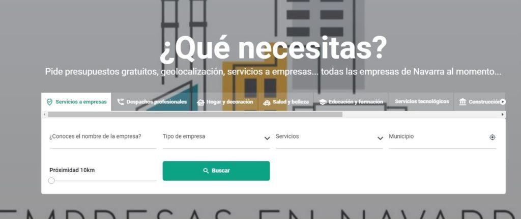 Foto de Empresas en Navarra