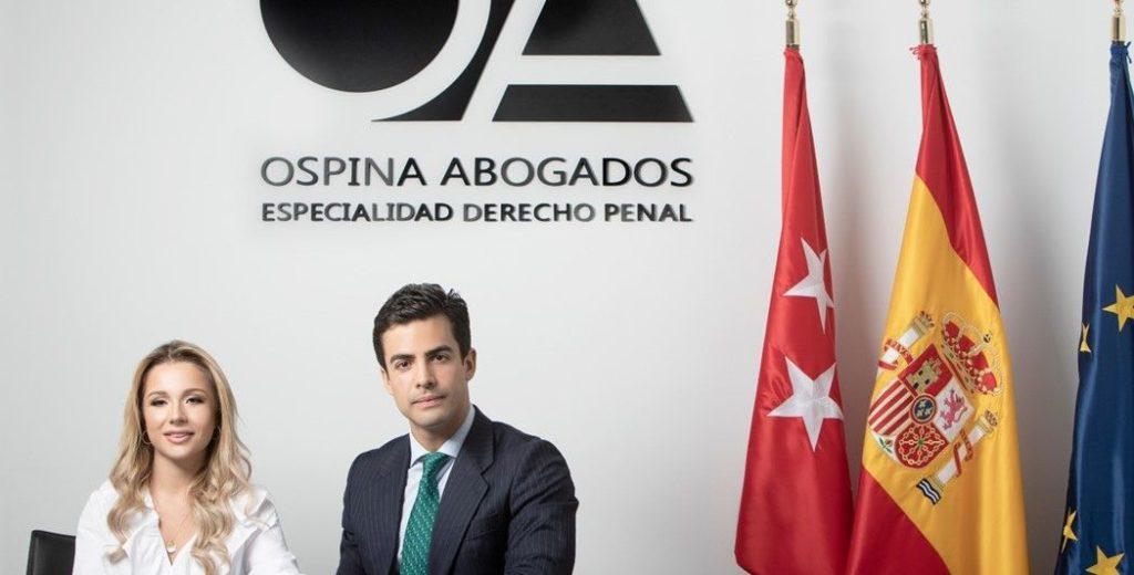 Foto de Juan Gonzalo Ospina y Beatriz Uriarte Arreba