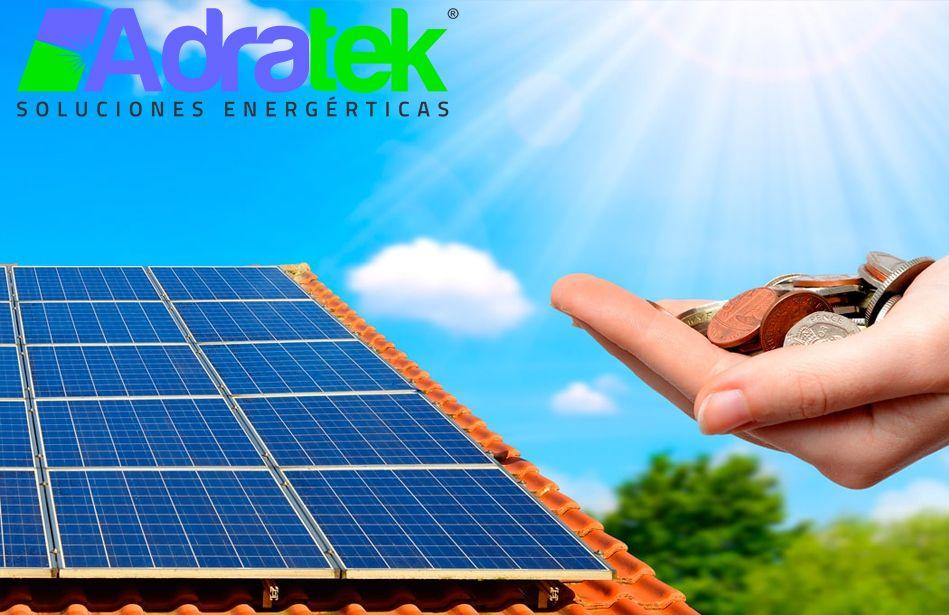 Foto de Placas solares un ahorro importante en hogares y empresas,