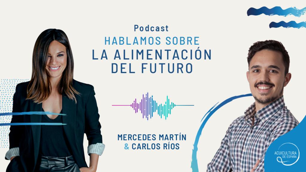 Foto de El primero podcast de Acuicultura de España,