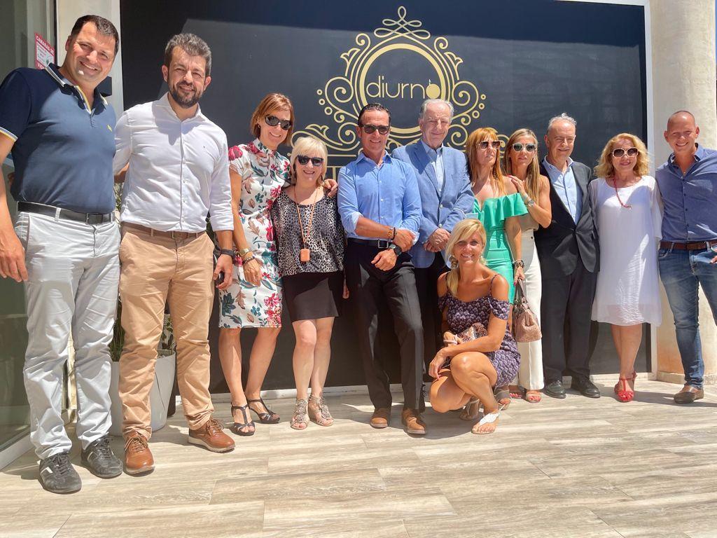 Foto de Fersay acude al evento de REM en Alicante