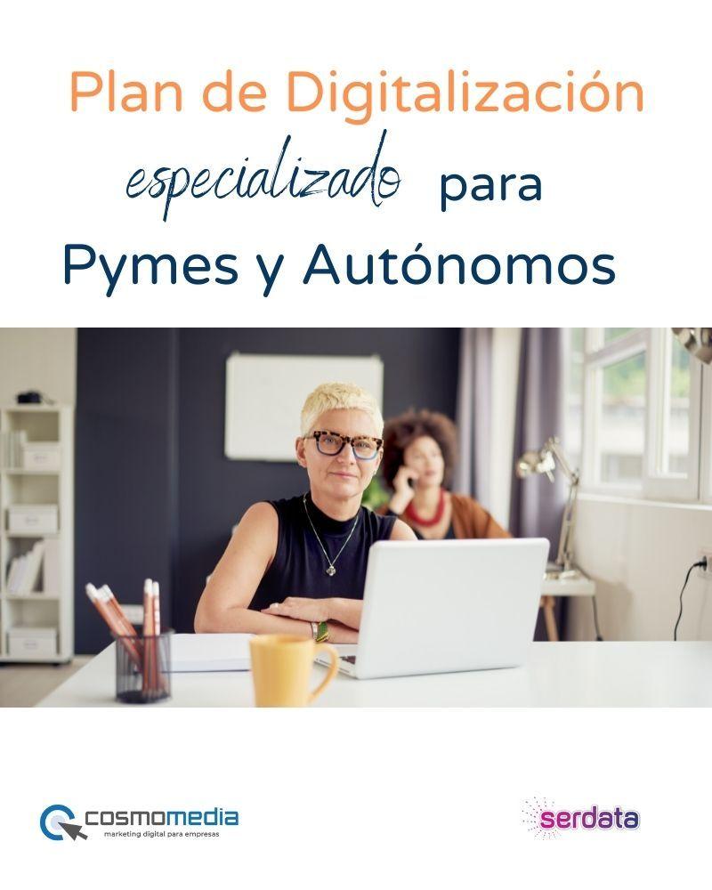 Foto de Plan de Digitalización especializado para Pymes y Autónomos