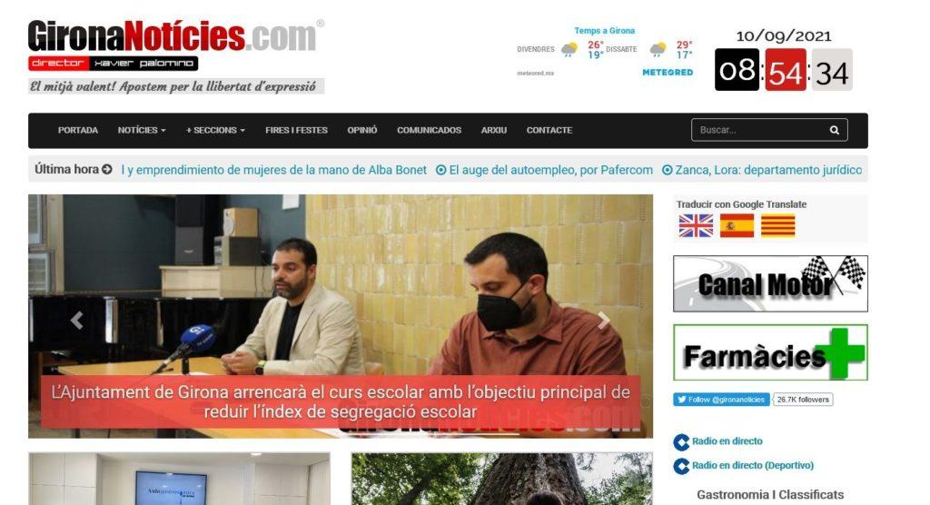 Foto de Captura Girona Notícies