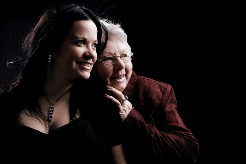 Foto de Asistencia a personas mayores